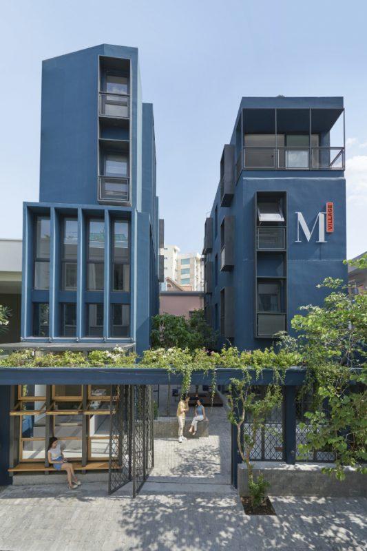 Hé lộ hình ảnh dự án 1.200 m2, 65 căn hộ cho thuê của cựu CEO The Coffee House tại TP HCM